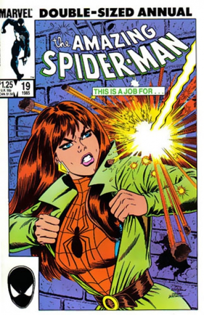 Amazing Spider-Man Annual # 19