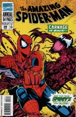 Amazing Spider-Man Annual vol 1 # 28