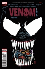 Amazing Spider-Man/Venom: Venom Inc. Alpha # 1
