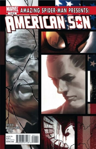 Amazing Spider-Man Presents: American Son # 1