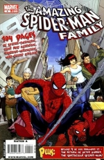 Amazing Spider-Man Family # 4