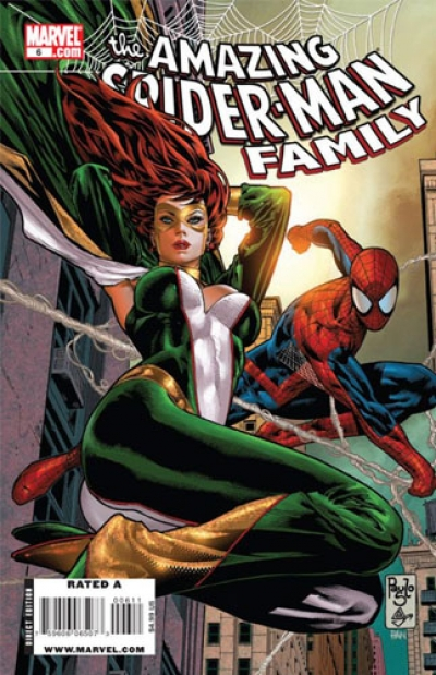 Amazing Spider-Man Family # 6