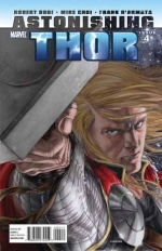 Astonishing Thor # 4
