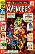 Avengers Annual # 1