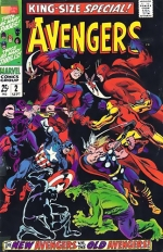 Avengers Annual # 2