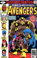 Avengers Annual # 9
