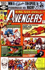 Avengers Annual # 10