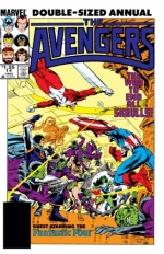 Avengers Annual # 14