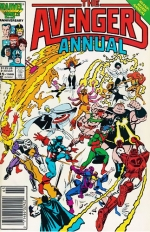 Avengers Annual # 15