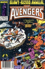 Avengers Annual # 16