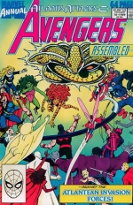 Avengers Annual # 18