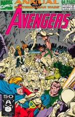 Avengers Annual # 20