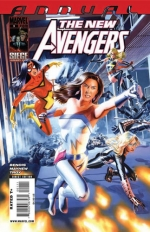 New Avengers Annual # 3