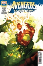 Avengers: No Road Home  # 9