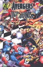 Avengers/UltraForce  # 1