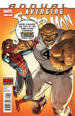 Avenging Spider-Man Annual # 1