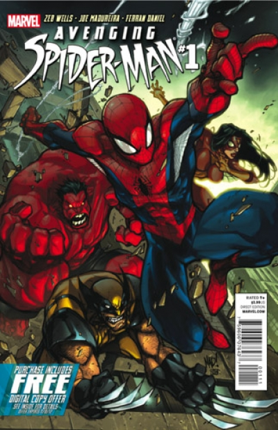 Avenging Spider-Man # 1
