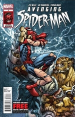 Avenging Spider-Man # 3