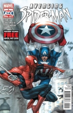 Avenging Spider-Man # 5