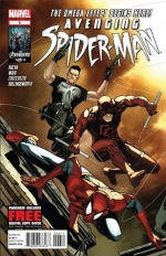Avenging Spider-Man # 6