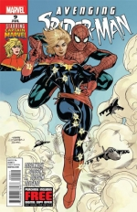 Avenging Spider-Man # 9