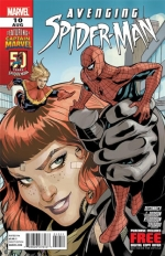 Avenging Spider-Man # 10