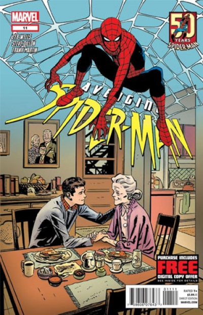 Avenging Spider-Man # 11