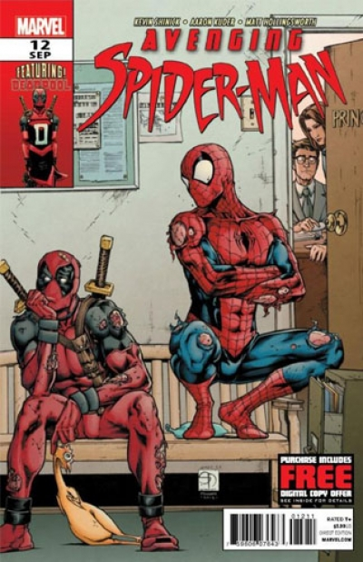 Avenging Spider-Man # 12