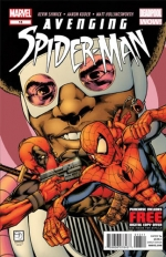Avenging Spider-Man # 13