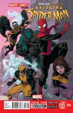 Avenging Spider-Man # 16
