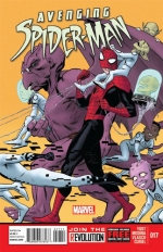 Avenging Spider-Man # 17