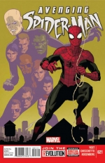 Avenging Spider-Man # 21
