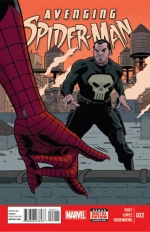 Avenging Spider-Man # 22