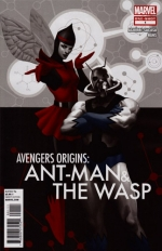 Avengers Origins: Ant-Man & the Wasp # 1