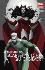 Avengers Origins: Scarlet Witch & Quicksilver # 1