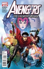Avengers: The Children's Crusade # 1