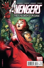 Avengers: The Children's Crusade # 3