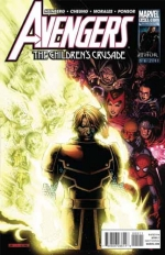 Avengers: The Children's Crusade # 5