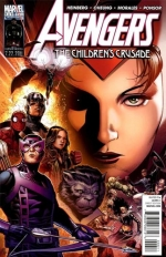Avengers: The Children's Crusade # 6