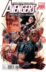 Avengers: The Children's Crusade # 8