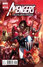 Avengers: The Children's Crusade # 9