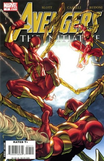 Avengers: The Initiative # 7