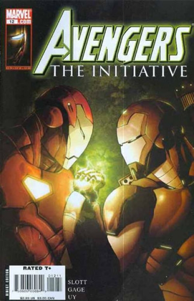 Avengers: The Initiative # 12