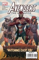 Avengers: The Initiative # 26