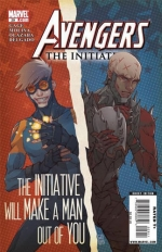Avengers: The Initiative # 29