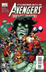 Avengers: The Initiative # 30