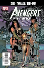 Avengers: The Initiative # 31