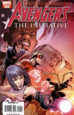 Avengers: The Initiative Annual # 1