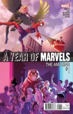 A Year of Marvels: The Amazing # 1