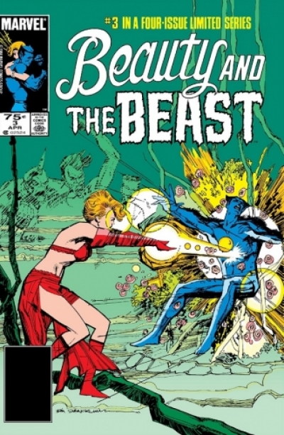 Beauty and the Beast # 3